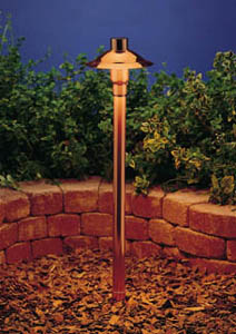Kichler 15350 Copper Path Light